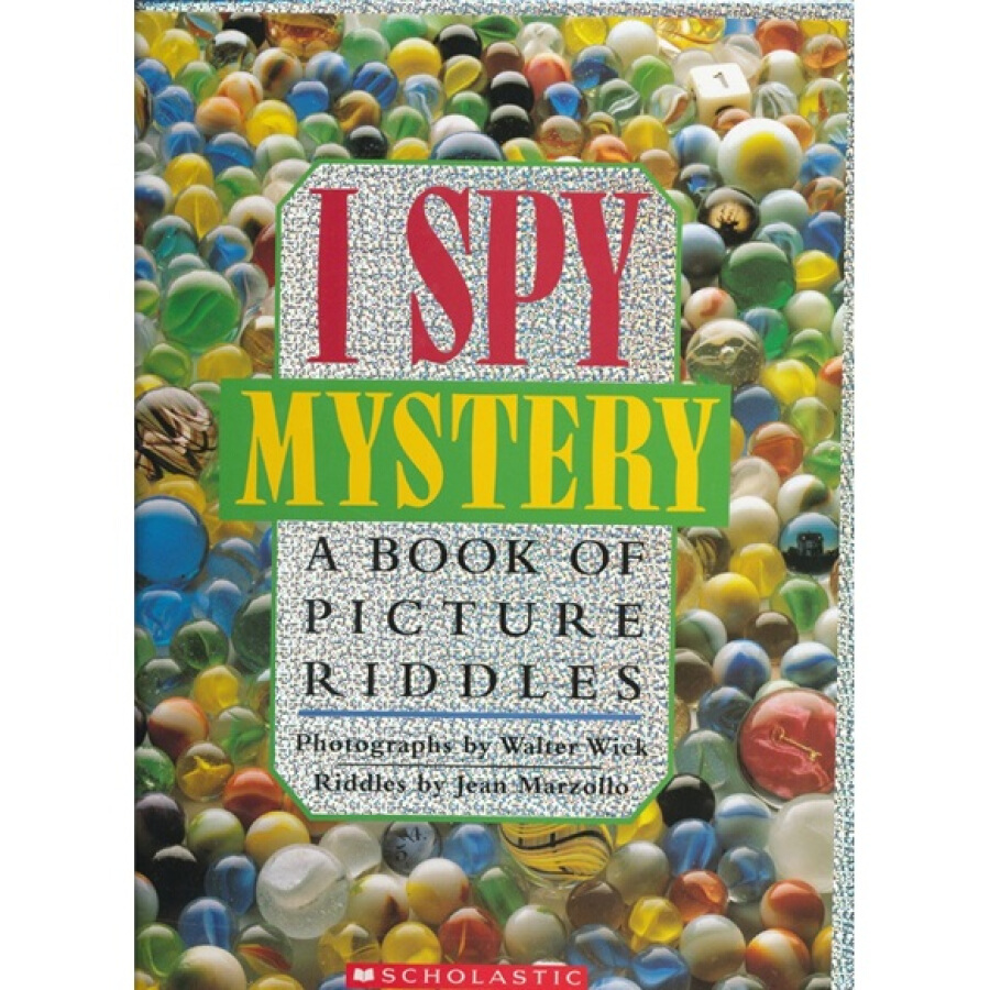 I Spy Mystery: A Book of Picture Riddles - 1243138 , 5027774037457 , 62_5290923 , 1570000 , I-Spy-Mystery-A-Book-of-Picture-Riddles-62_5290923 , tiki.vn , I Spy Mystery: A Book of Picture Riddles