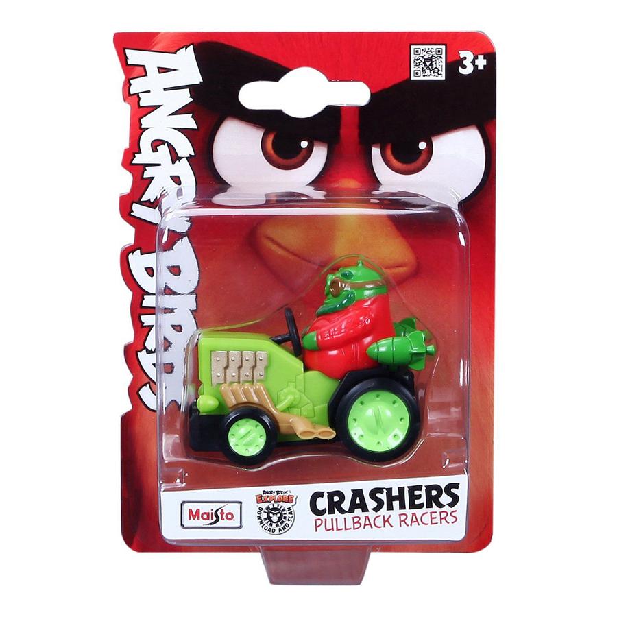 Xe Trớn Tốc Độ Cao Angry Birds Của Vua Lợn LEONARD - 18703738 , 2272679604652 , 62_25062264 , 89000 , Xe-Tron-Toc-Do-Cao-Angry-Birds-Cua-Vua-Lon-LEONARD-62_25062264 , tiki.vn , Xe Trớn Tốc Độ Cao Angry Birds Của Vua Lợn LEONARD