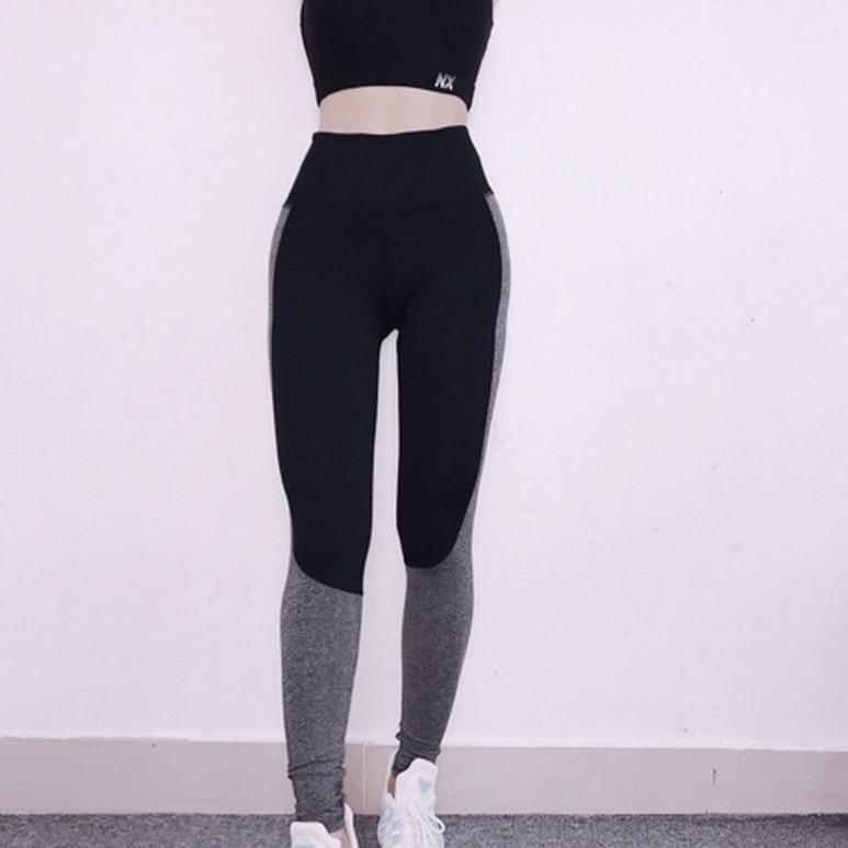 Set đồ tập Nữ thể thao, gym, aerobic áo bo line phối đen xám cao cấp - 7785532 , 1247547623456 , 62_16254566 , 350000 , Set-do-tap-Nu-the-thao-gym-aerobic-ao-bo-line-phoi-den-xam-cao-cap-62_16254566 , tiki.vn , Set đồ tập Nữ thể thao, gym, aerobic áo bo line phối đen xám cao cấp