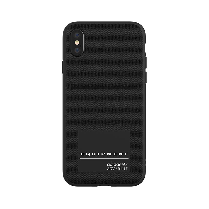 Ốp lưng Dành cho iPhone X OR-TPU booklet Black/White 29196 - Hàng chính hãng