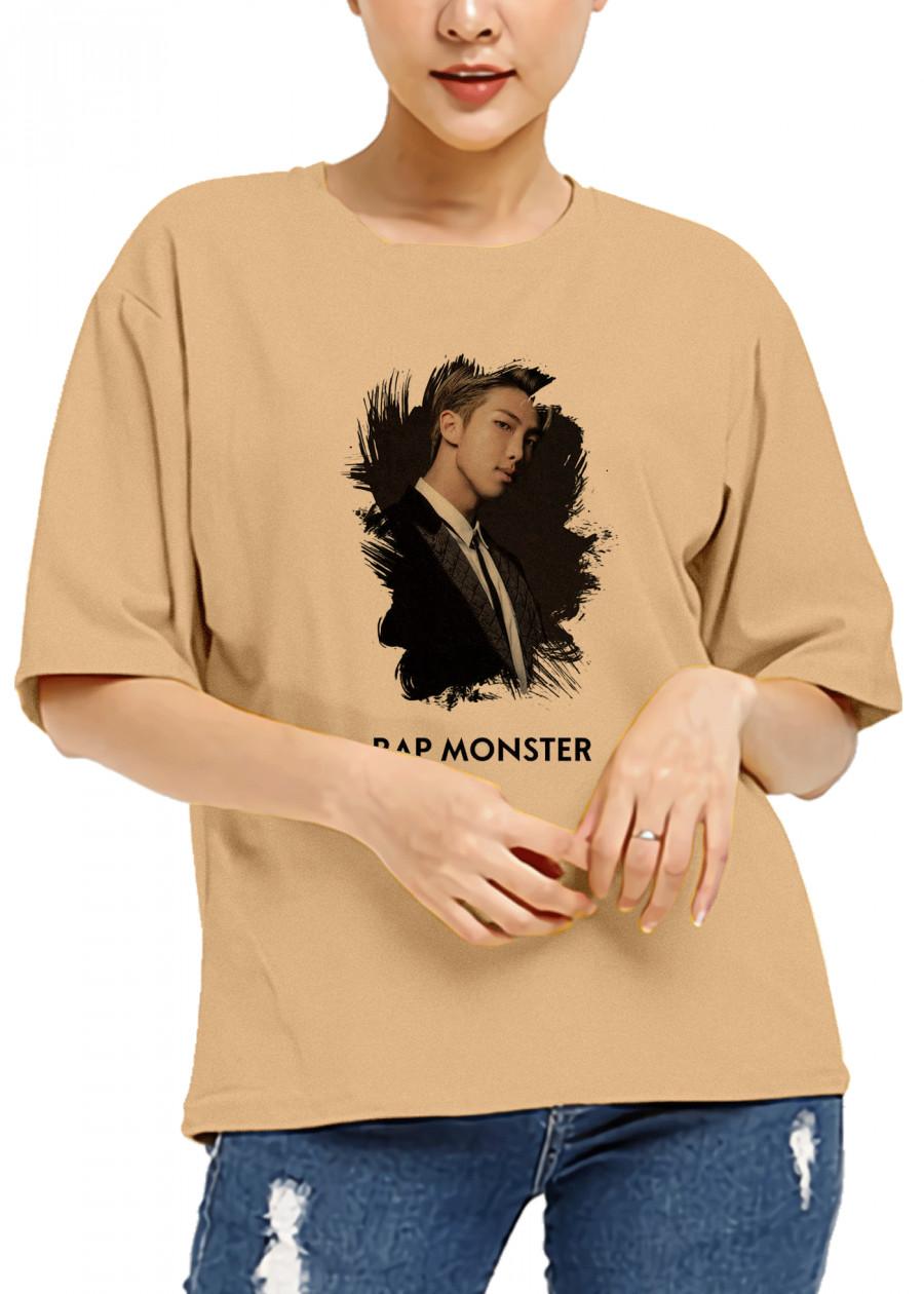 Áo Thun Tay Lỡ Dáng Rộng BTS Rap Monster - 2299835 , 1625789003821 , 62_14804654 , 199000 , Ao-Thun-Tay-Lo-Dang-Rong-BTS-Rap-Monster-62_14804654 , tiki.vn , Áo Thun Tay Lỡ Dáng Rộng BTS Rap Monster