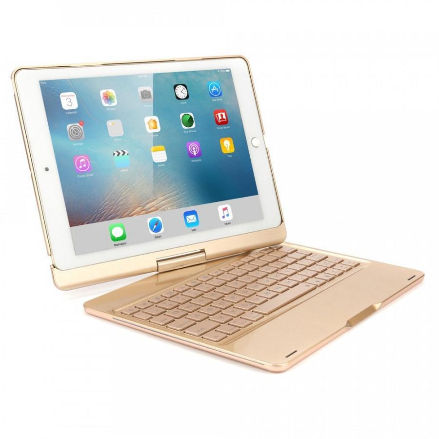 Bàn phím Bluetooth F180 dành cho ipad Air, Air 2, ipad Pro 9.7, IPad New 2017, ipad 2018 - 1928370 , 3477554124426 , 62_12453633 , 1830000 , Ban-phim-Bluetooth-F180-danh-cho-ipad-Air-Air-2-ipad-Pro-9.7-IPad-New-2017-ipad-2018-62_12453633 , tiki.vn , Bàn phím Bluetooth F180 dành cho ipad Air, Air 2, ipad Pro 9.7, IPad New 2017, ipad 2018