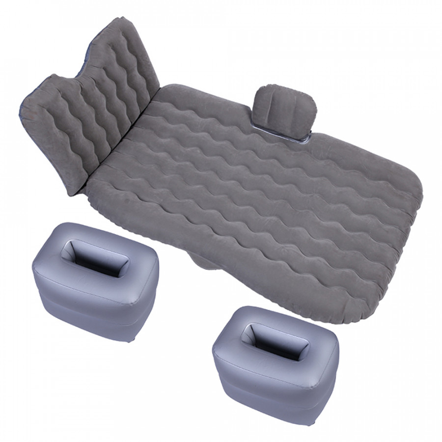 Car Travel Inflatable Mattress Air Bed Cushion Portable Camping Universal for SUV Extend Air Couch with Two Air Pillows - 1973190 , 8392671975186 , 62_15230243 , 933000 , Car-Travel-Inflatable-Mattress-Air-Bed-Cushion-Portable-Camping-Universal-for-SUV-Extend-Air-Couch-with-Two-Air-Pillows-62_15230243 , tiki.vn , Car Travel Inflatable Mattress Air Bed Cushion Portable C