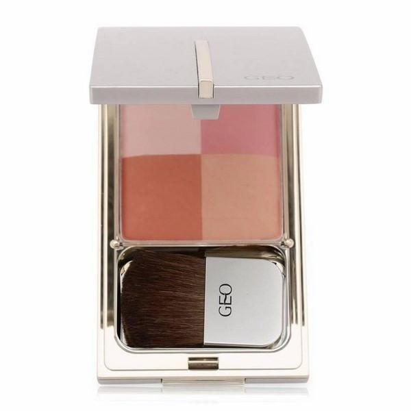 Phấn Má 4 Màu Soft Color Face Touch #02 Geo_Py26 (22g)
