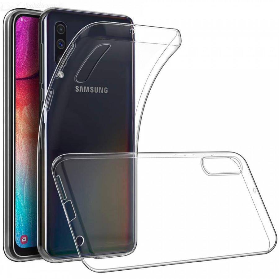 Bộ 2 ốp lưng silicon dẻo cho Samsung A70
