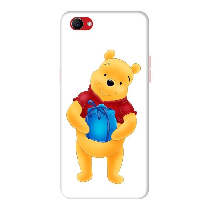 Ốp Lưng Dành Cho Điện Thoại Oppo F7 Youth Gấu Pooh - Mẫu 2