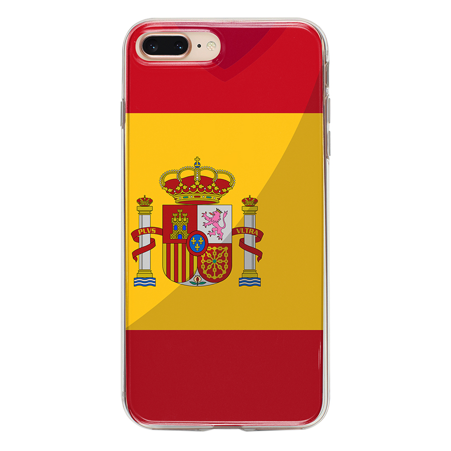 Ốp Lưng Mika Cho iPhone 7 Plus / 8 Plus SPAIN-C-IP7P