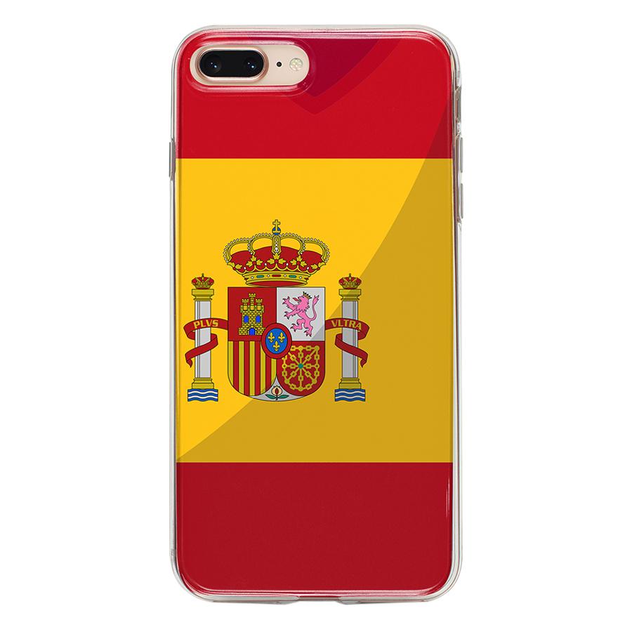 Ốp Lưng Mika Cho iPhone 7 Plus / 8 Plus SPAIN-C-IP7P