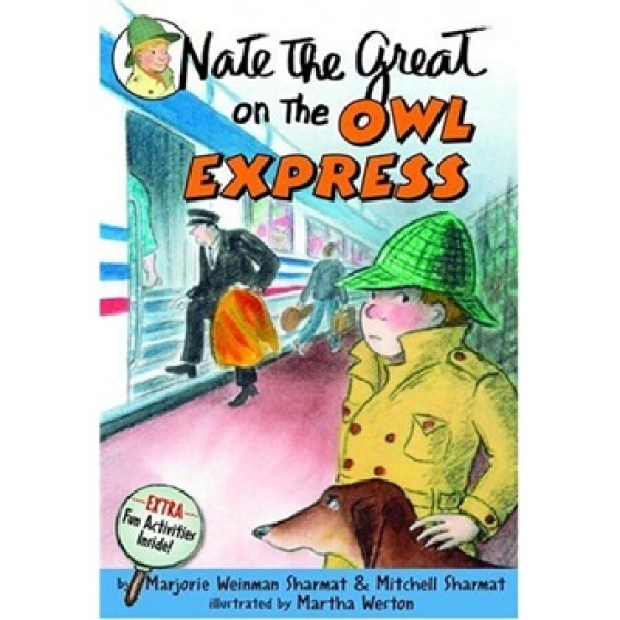 Nate the Great on the Owl Express - 1239114 , 3293336158386 , 62_5276821 , 144000 , Nate-the-Great-on-the-Owl-Express-62_5276821 , tiki.vn , Nate the Great on the Owl Express
