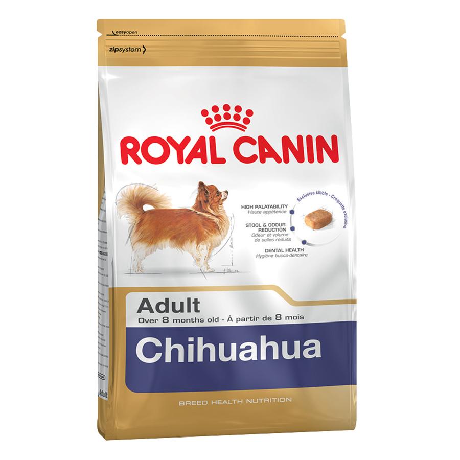 Thức Ăn Cho Chó Royal Canin Chihuahua Adult (1.5kg) - 910763 , 4624338528430 , 62_12510487 , 349000 , Thuc-An-Cho-Cho-Royal-Canin-Chihuahua-Adult-1.5kg-62_12510487 , tiki.vn , Thức Ăn Cho Chó Royal Canin Chihuahua Adult (1.5kg)