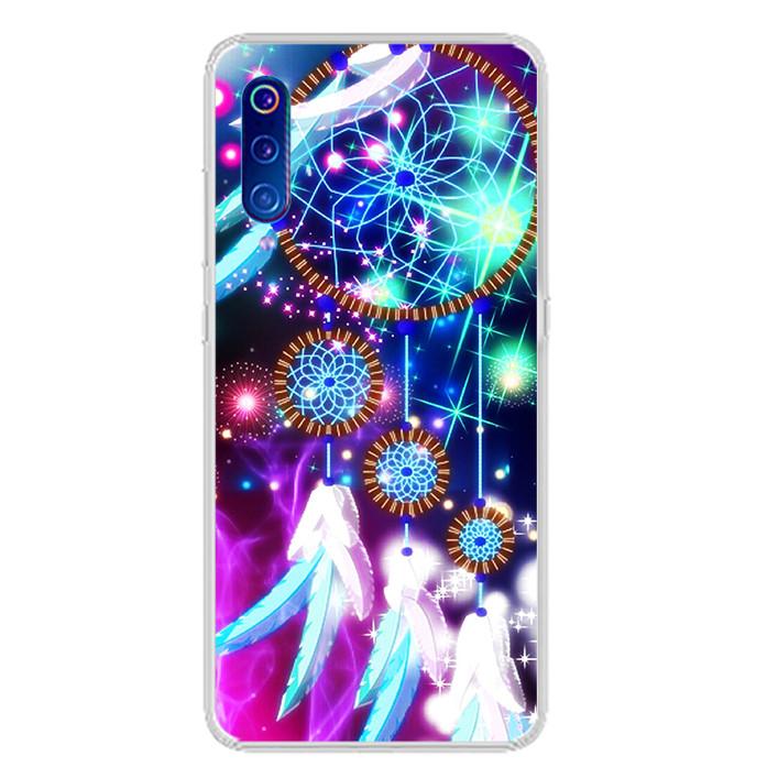 Ốp lưng dẻo cho điện thoại Xiaomi Mi 9 - 0096 DREAMCATCHER09 - Hàng Chính Hãng