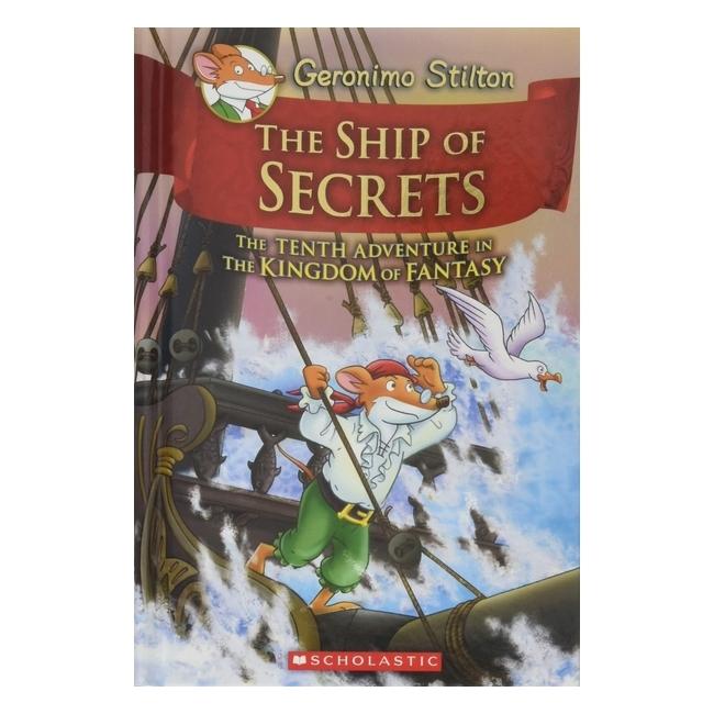 Ship Of Secrets: Geronimo Stilton Se #10 - 1704757 , 7329002779879 , 62_11846697 , 438000 , Ship-Of-Secrets-Geronimo-Stilton-Se-10-62_11846697 , tiki.vn , Ship Of Secrets: Geronimo Stilton Se #10