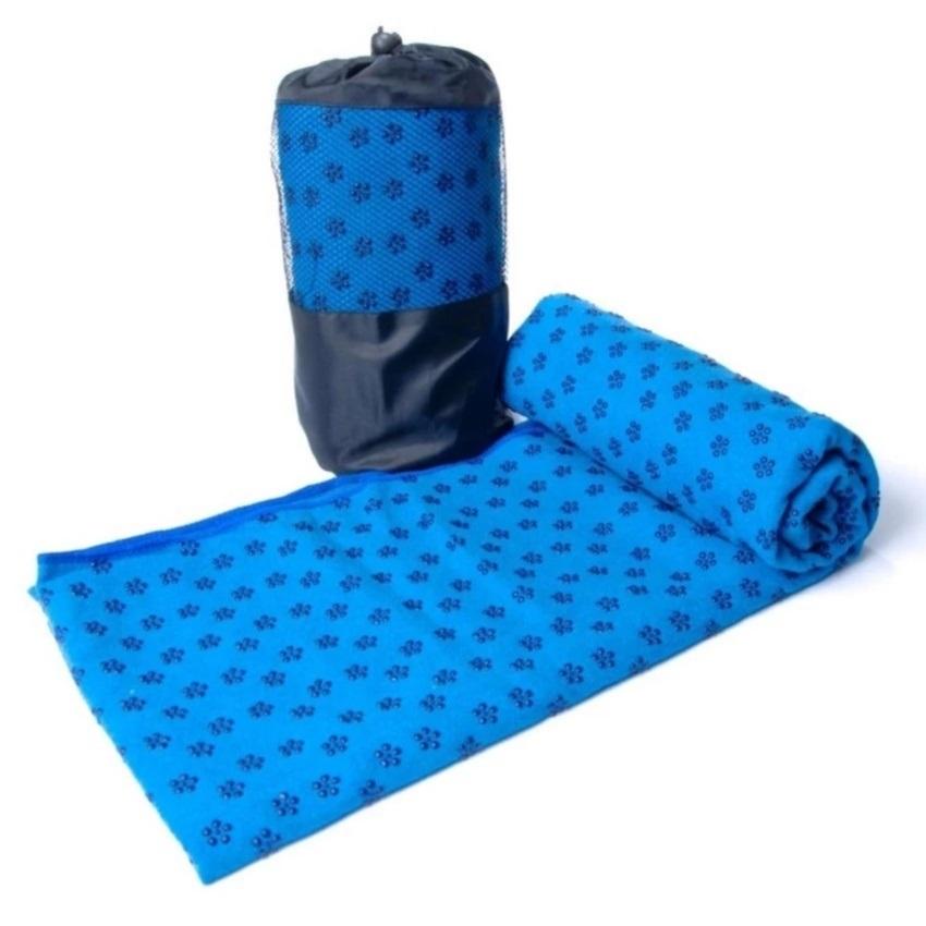 Khăn trải thảm yoga hạt cao su non (kèm túi đựng) - 1070263 , 5901391934194 , 62_15463932 , 300000 , Khan-trai-tham-yoga-hat-cao-su-non-kem-tui-dung-62_15463932 , tiki.vn , Khăn trải thảm yoga hạt cao su non (kèm túi đựng)