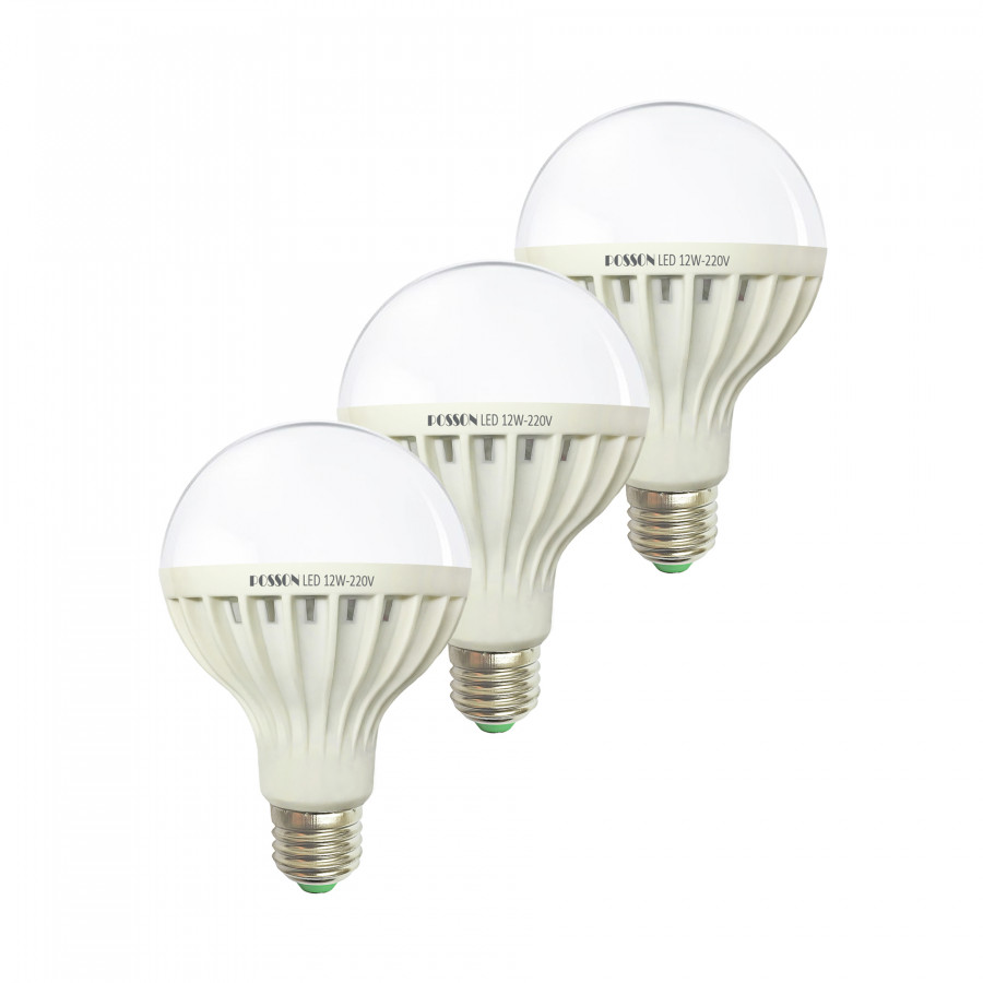 3 Bóng đèn cảm ứng 12w Led tự sáng khi có người đi qua Posson LiB-S12 - 2113545 , 9281641533138 , 62_13368265 , 165600 , 3-Bong-den-cam-ung-12w-Led-tu-sang-khi-co-nguoi-di-qua-Posson-LiB-S12-62_13368265 , tiki.vn , 3 Bóng đèn cảm ứng 12w Led tự sáng khi có người đi qua Posson LiB-S12