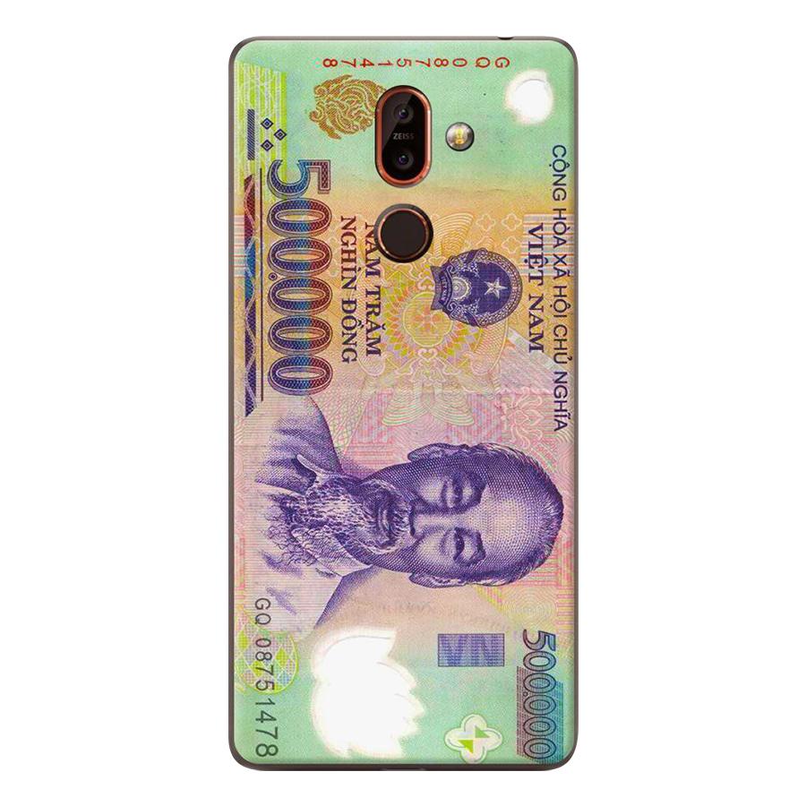 Ốp Lưng Dành Cho Nokia 7 Plus - In Hình 500K