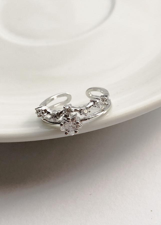 NH056 Nhẫn bạc Thái 925 Nhẫn