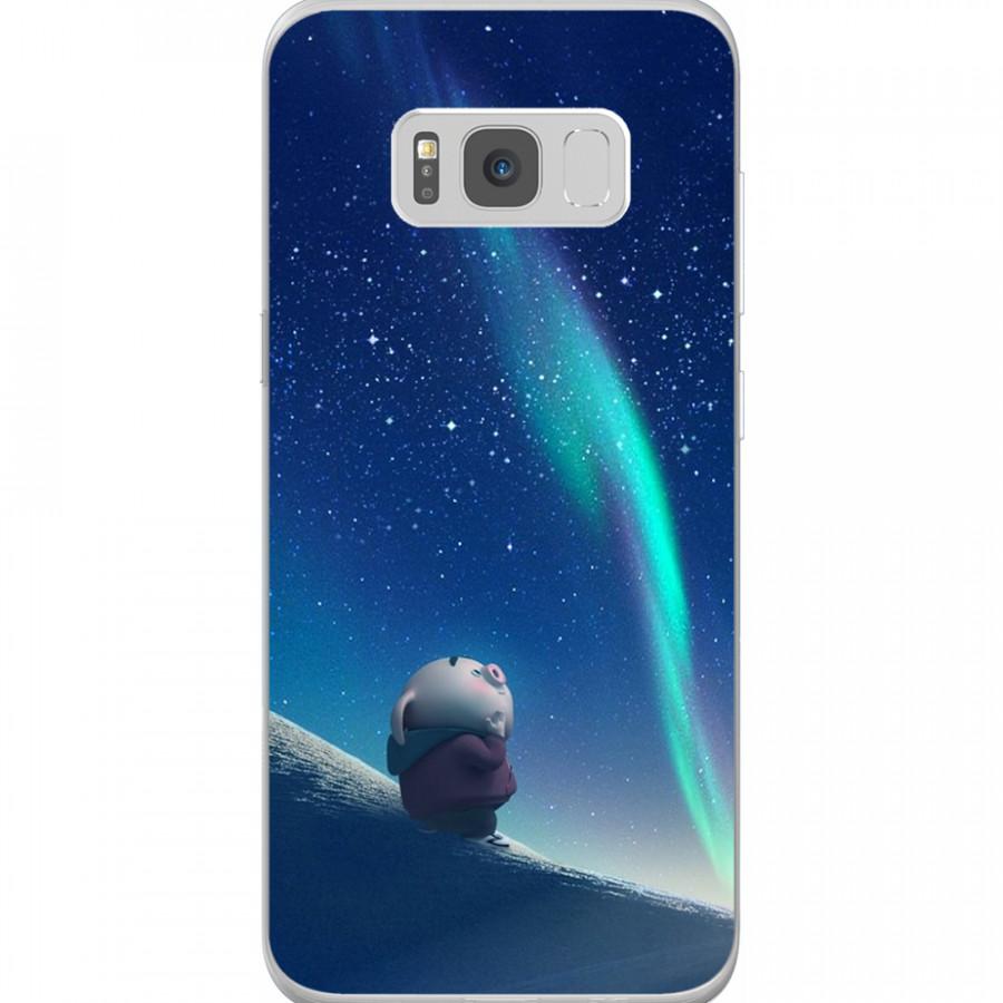 Ốp Lưng Cho Điện Thoại Samsung Galaxy S8 Plus - Mẫu aheocon 123
