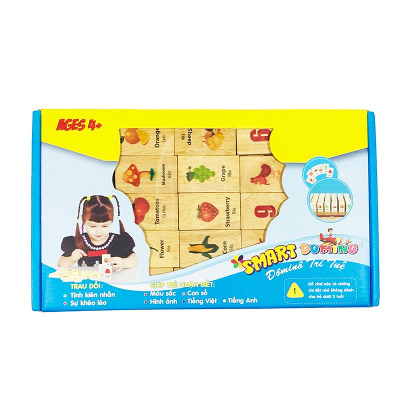 Trò Chơi Smart Domino