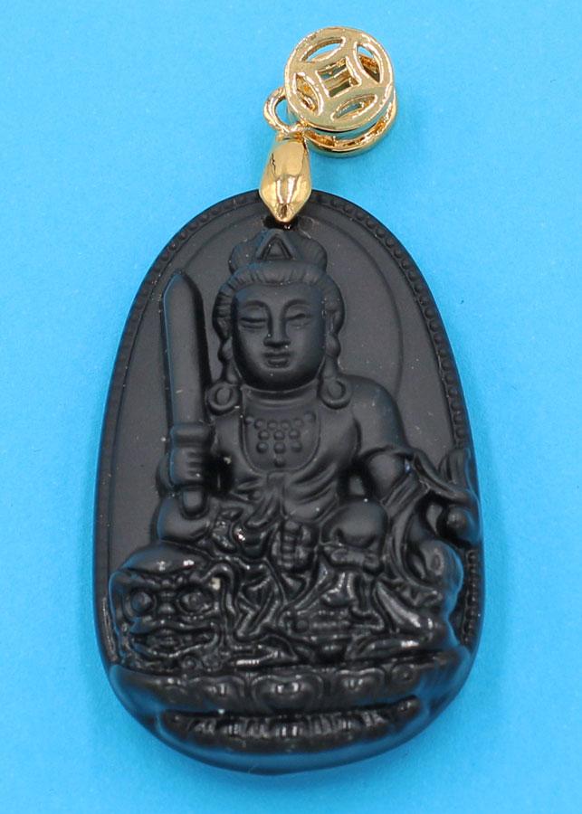Mặt Phật Văn Thù Bồ Tát - thạch anh đen 3.6cm - tuổi Mão - 2012499 , 9305597033822 , 62_14709683 , 270000 , Mat-Phat-Van-Thu-Bo-Tat-thach-anh-den-3.6cm-tuoi-Mao-62_14709683 , tiki.vn , Mặt Phật Văn Thù Bồ Tát - thạch anh đen 3.6cm - tuổi Mão