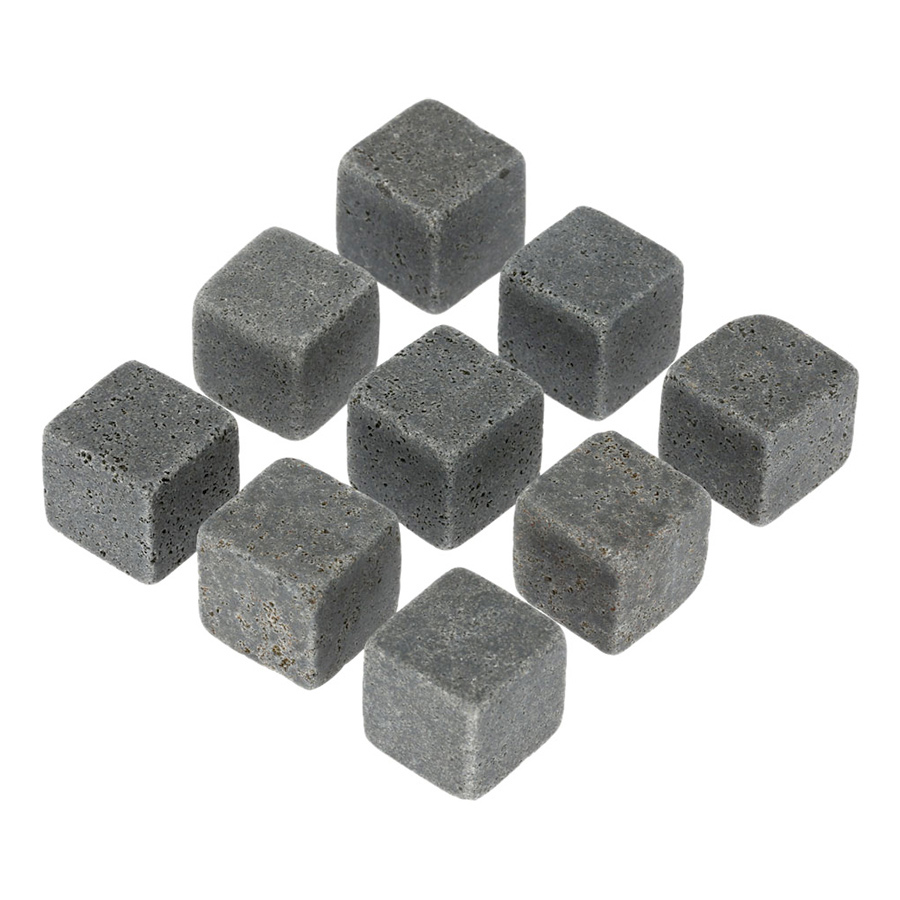 Anself 9pcs 18mm Whisky Ice Stones Drinks Cooler Cubes Beer Rocks Granite with Pouch - 1509076 , 1429411724050 , 62_13694103 , 176000 , Anself-9pcs-18mm-Whisky-Ice-Stones-Drinks-Cooler-Cubes-Beer-Rocks-Granite-with-Pouch-62_13694103 , tiki.vn , Anself 9pcs 18mm Whisky Ice Stones Drinks Cooler Cubes Beer Rocks Granite with Pouch