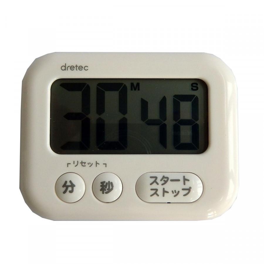 Đồng hồ hẹn giờ đếm ngược màn hình lớn - Dretec - 6029114 , 3997832987418 , 62_7948483 , 179000 , Dong-ho-hen-gio-dem-nguoc-man-hinh-lon-Dretec-62_7948483 , tiki.vn , Đồng hồ hẹn giờ đếm ngược màn hình lớn - Dretec