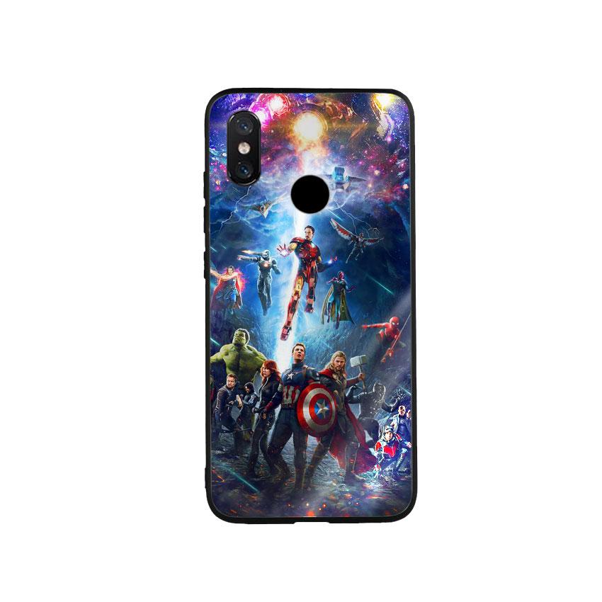 Ốp Lưng Kính Cường Lực cho điện thoại Xiaomi Mi 8 - Marvel 02 - 1562075 , 9348342443651 , 62_14804490 , 250000 , Op-Lung-Kinh-Cuong-Luc-cho-dien-thoai-Xiaomi-Mi-8-Marvel-02-62_14804490 , tiki.vn , Ốp Lưng Kính Cường Lực cho điện thoại Xiaomi Mi 8 - Marvel 02