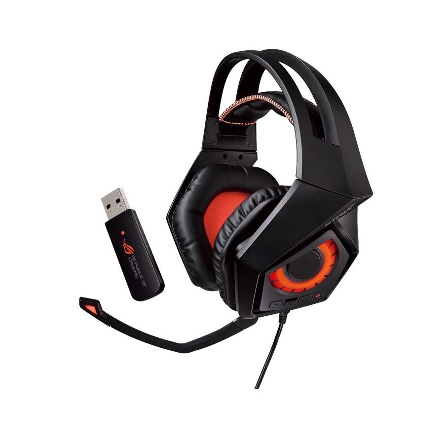 Tai nghe Asus ROG Strix Wireless - Hàng Chính Hãng
