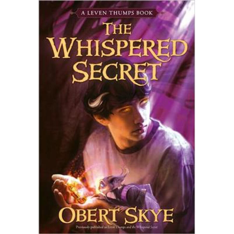 The Whispered Secret - 1244668 , 4366870446871 , 62_5295765 , 209000 , The-Whispered-Secret-62_5295765 , tiki.vn , The Whispered Secret
