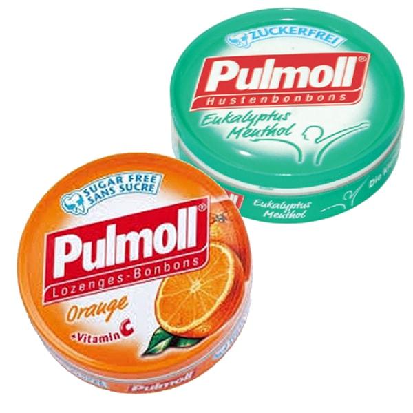 Combo 2 Hộp Kẹo Pulmoll Eukalyptus Menthol (50g) + Orange Pastilen - Vitamin C Vị Cam (50g) - 1012284 , 9974156597657 , 62_2826633 , 108000 , Combo-2-Hop-Keo-Pulmoll-Eukalyptus-Menthol-50g-Orange-Pastilen-Vitamin-C-Vi-Cam-50g-62_2826633 , tiki.vn , Combo 2 Hộp Kẹo Pulmoll Eukalyptus Menthol (50g) + Orange Pastilen - Vitamin C Vị Cam (50g)