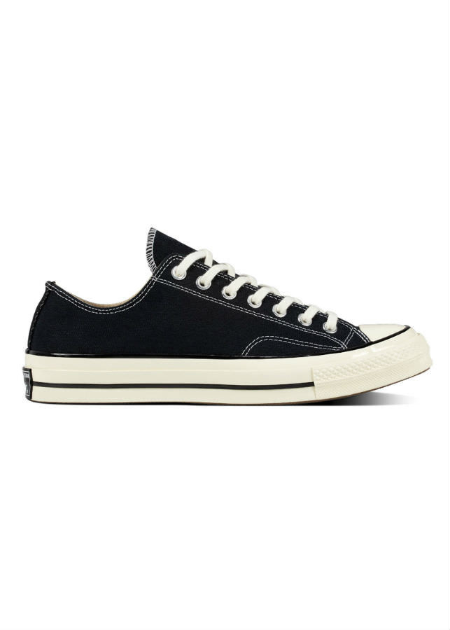 Giày Sneaker Unisex Converse Chuck Taylor All Star 1970s Black/w Low 2018 - 23087839 , 7788606248622 , 62_8030237 , 1800000 , Giay-Sneaker-Unisex-Converse-Chuck-Taylor-All-Star-1970s-Black-w-Low-2018-62_8030237 , tiki.vn , Giày Sneaker Unisex Converse Chuck Taylor All Star 1970s Black/w Low 2018