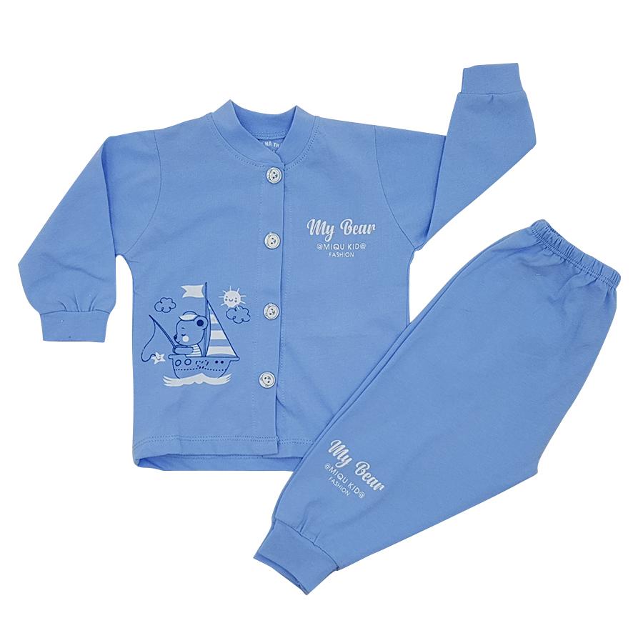 Bộ quần áo thun cotton 4 chiều cao cấp