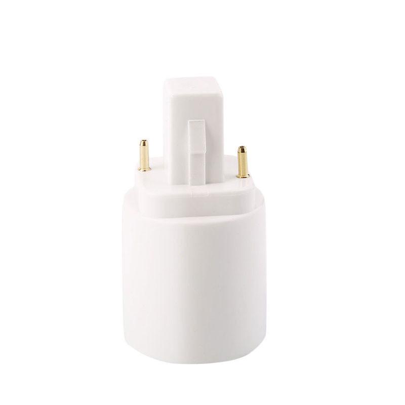 Adapter Ổ Cắm Bóng Đèn LED G24 Đến E27 - 1201376 , 2092833971716 , 62_5514453 , 226000 , Adapter-O-Cam-Bong-Den-LED-G24-Den-E27-62_5514453 , tiki.vn , Adapter Ổ Cắm Bóng Đèn LED G24 Đến E27