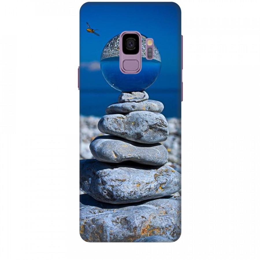 Ốp lưng dành cho điện thoại  SAMSUNG GALAXY S9 Đá Ngủ Sắc