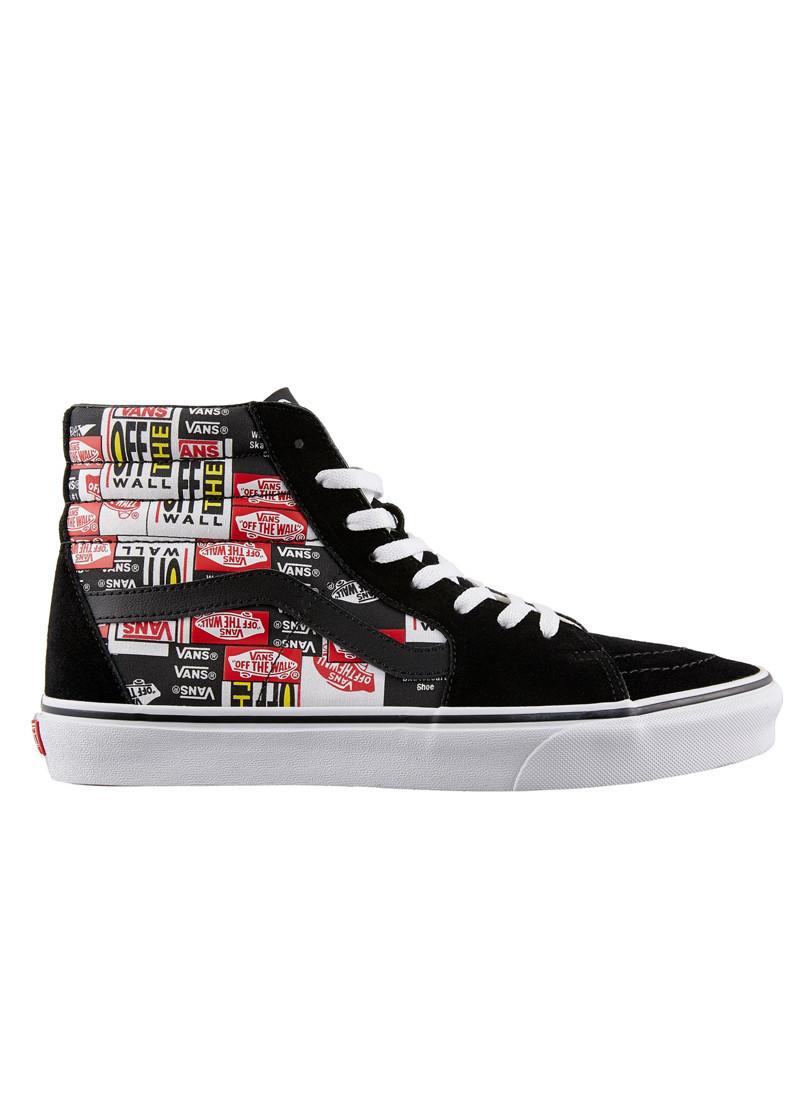 Giày Sneaker Unisex Vans Sk8 - Hi Lable Mix - 16669904 , 7141162234711 , 62_27870412 , 2050000 , Giay-Sneaker-Unisex-Vans-Sk8-Hi-Lable-Mix-62_27870412 , tiki.vn , Giày Sneaker Unisex Vans Sk8 - Hi Lable Mix