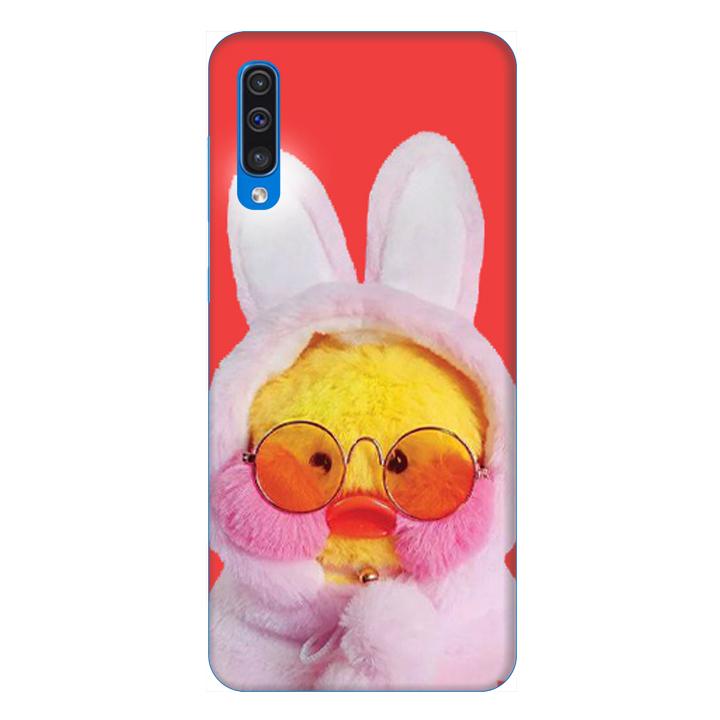 Ốp lưng dành cho điện thoại Samsung Galaxy A50 hình Vịt Bông Lalafanfan Mẫu 3 - Hàng chính hãng