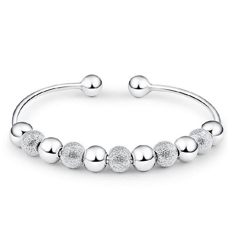 Hand Ring Bracelet Silver Plating Bracelet Adjustable Beauty Silver Plating Hand Women Gifts Accessories