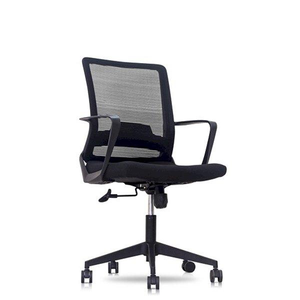 Ghế xoay văn phòng BE338D - Chất liệu Cao Cấp, Kiểu Dáng Hiện Đại