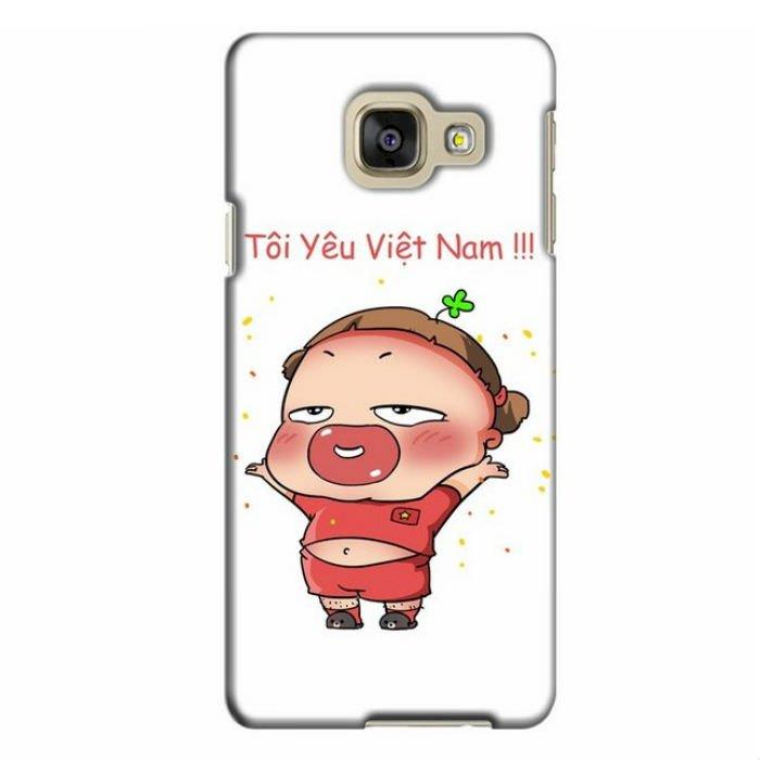 Ốp Lưng Dành Cho Samsung Galaxy A3 2016 Quynh Aka 1
