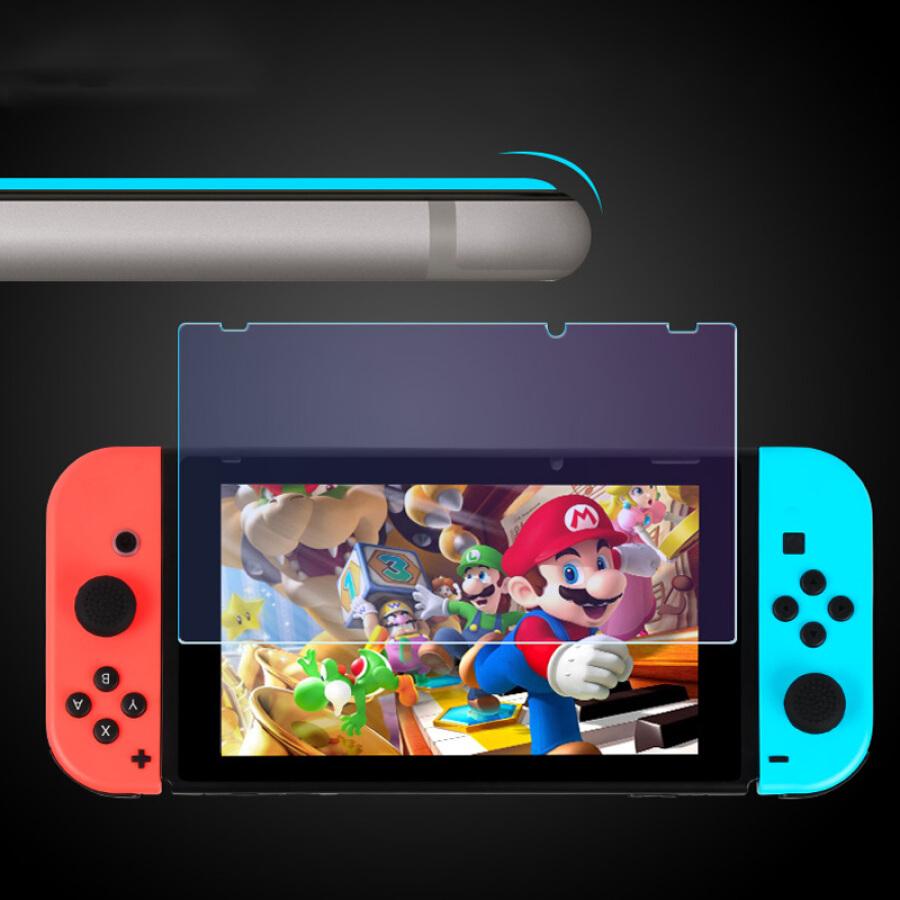 Kính Cường Lực Cho Máy Nintendo BUBM