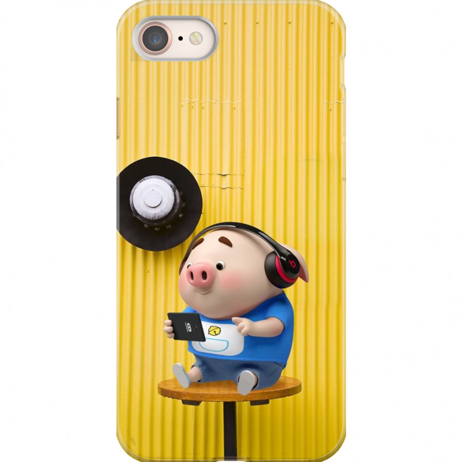 Ốp Lưng Cho Điện Thoại Iphone 8 - Mẫu aheocon 014