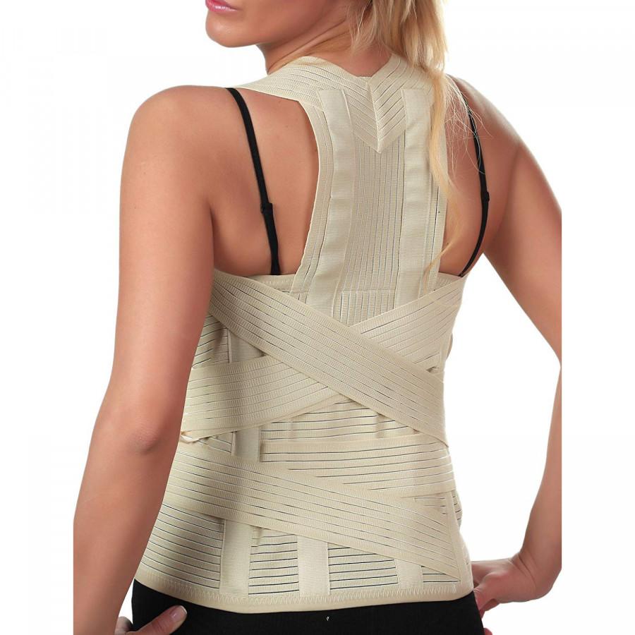 Áo Cột Sống Lưng (áo chống gù) NOVAMED