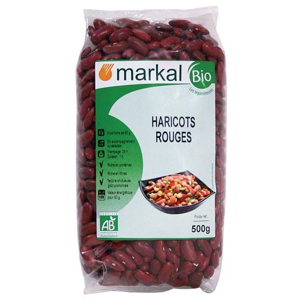 Đậu đỏ kidney hữu cơ Markal 500g - 1477181 , 8527819505332 , 62_15132963 , 146000 , Dau-do-kidney-huu-co-Markal-500g-62_15132963 , tiki.vn , Đậu đỏ kidney hữu cơ Markal 500g