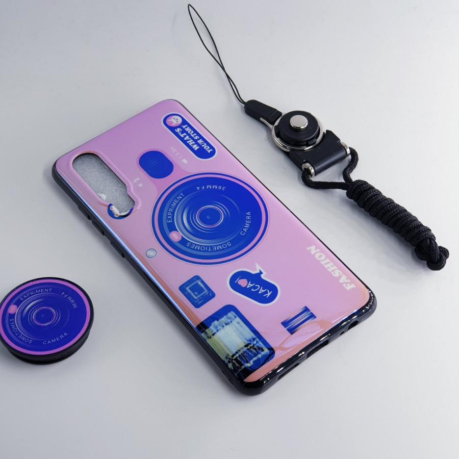 Ốp lưng hình máy ảnh kèm giá đỡ và dây đeo dành cho Huawei P30,P30 Pro,P30 Lite - 1975260 , 1670905202855 , 62_15337050 , 150000 , Op-lung-hinh-may-anh-kem-gia-do-va-day-deo-danh-cho-Huawei-P30P30-ProP30-Lite-62_15337050 , tiki.vn , Ốp lưng hình máy ảnh kèm giá đỡ và dây đeo dành cho Huawei P30,P30 Pro,P30 Lite