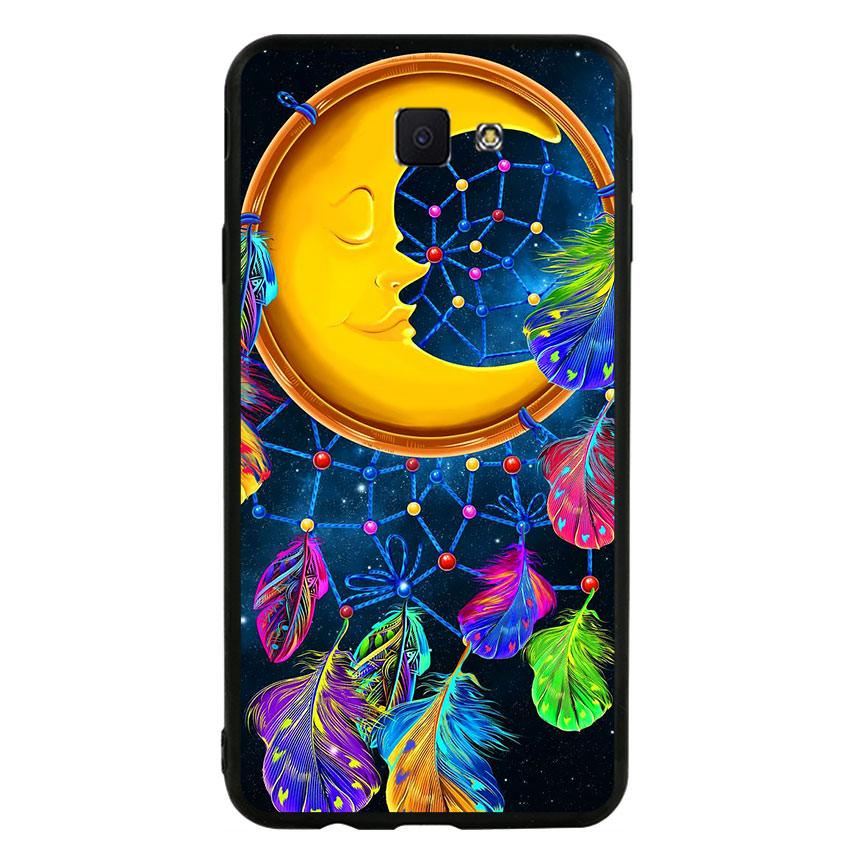 Ốp lưng nhựa cứng viền dẻo TPU cho điện thoại Samsung Galaxy J7 Prime -Dreamcatcher 10