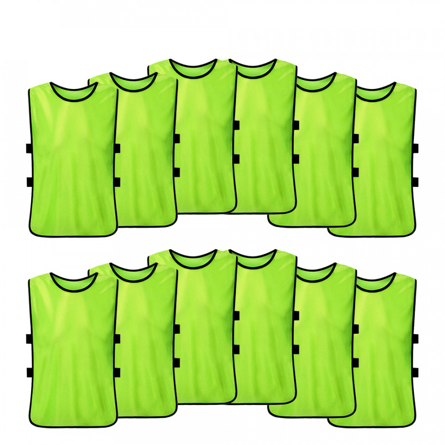 12 PCS Adults Soccer Pinnies Quick Drying Football Jerseys Vest Scrimmage Practice Sports Vest Breathable Team Training - 8274861 , 3234172236265 , 62_16767204 , 551000 , 12-PCS-Adults-Soccer-Pinnies-Quick-Drying-Football-Jerseys-Vest-Scrimmage-Practice-Sports-Vest-Breathable-Team-Training-62_16767204 , tiki.vn , 12 PCS Adults Soccer Pinnies Quick Drying Football Jersey