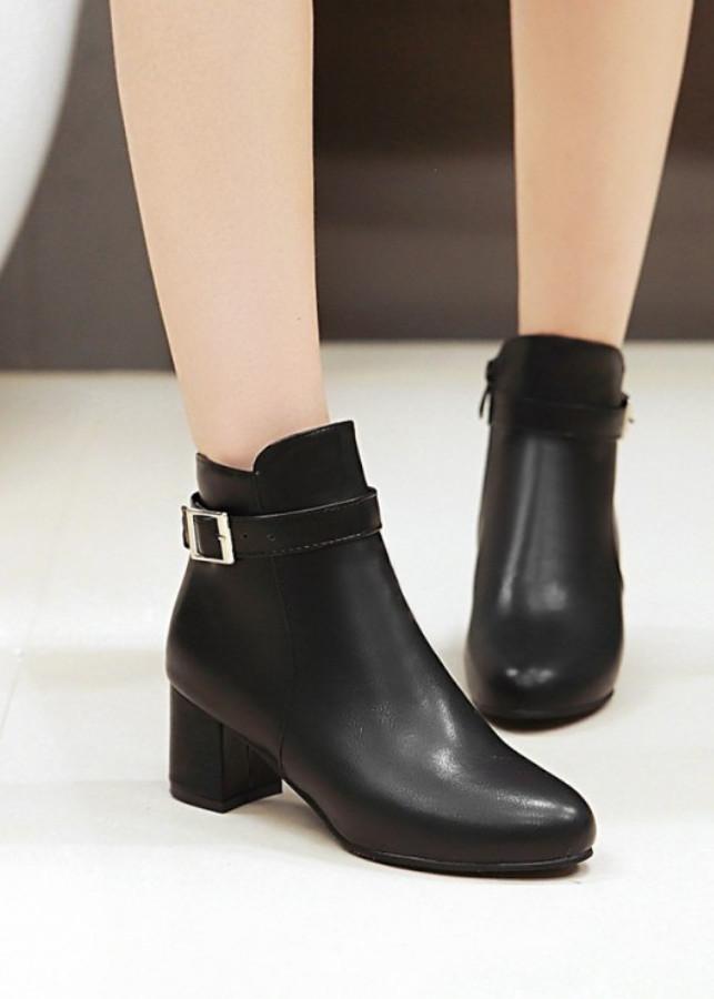 Boot cổ ngắn 6cm quai ngang đen HIỆN ĐẠI GBN3601 - 18805567 , 5364829992850 , 62_23076205 , 580000 , Boot-co-ngan-6cm-quai-ngang-den-HIEN-DAI-GBN3601-62_23076205 , tiki.vn , Boot cổ ngắn 6cm quai ngang đen HIỆN ĐẠI GBN3601