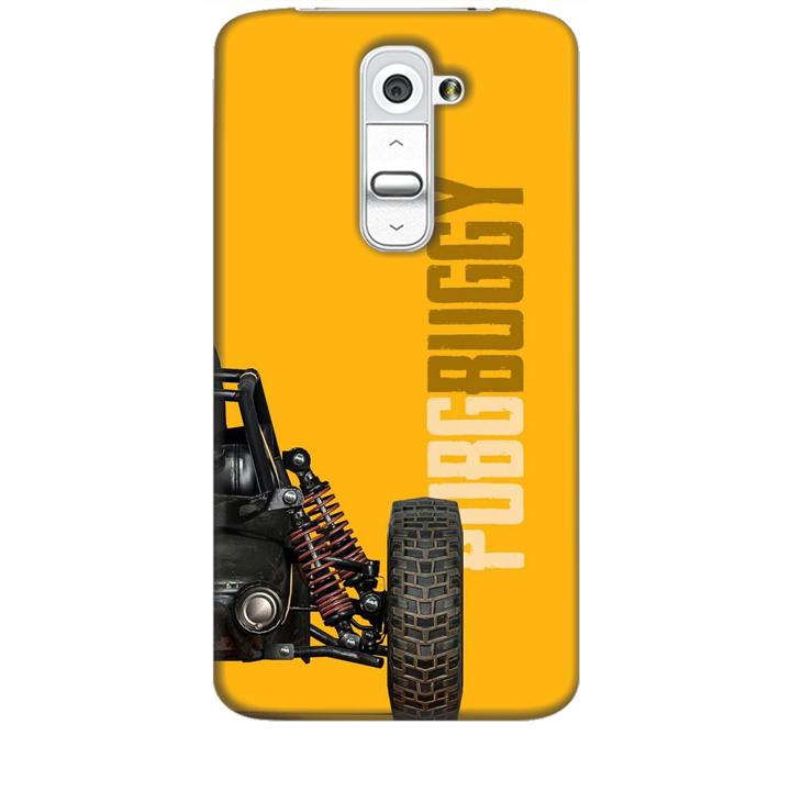 Ốp lưng dành cho điện thoại LG G2 hình PUBG Mẫu 05