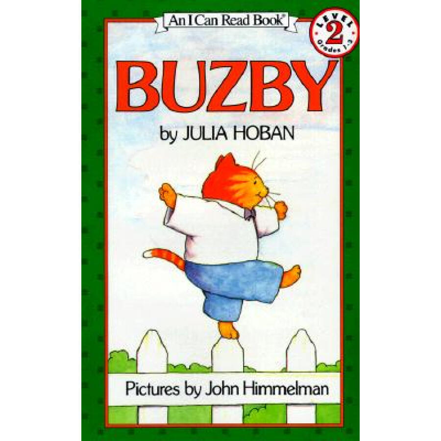 Buzby (I Can Read Level 2)
