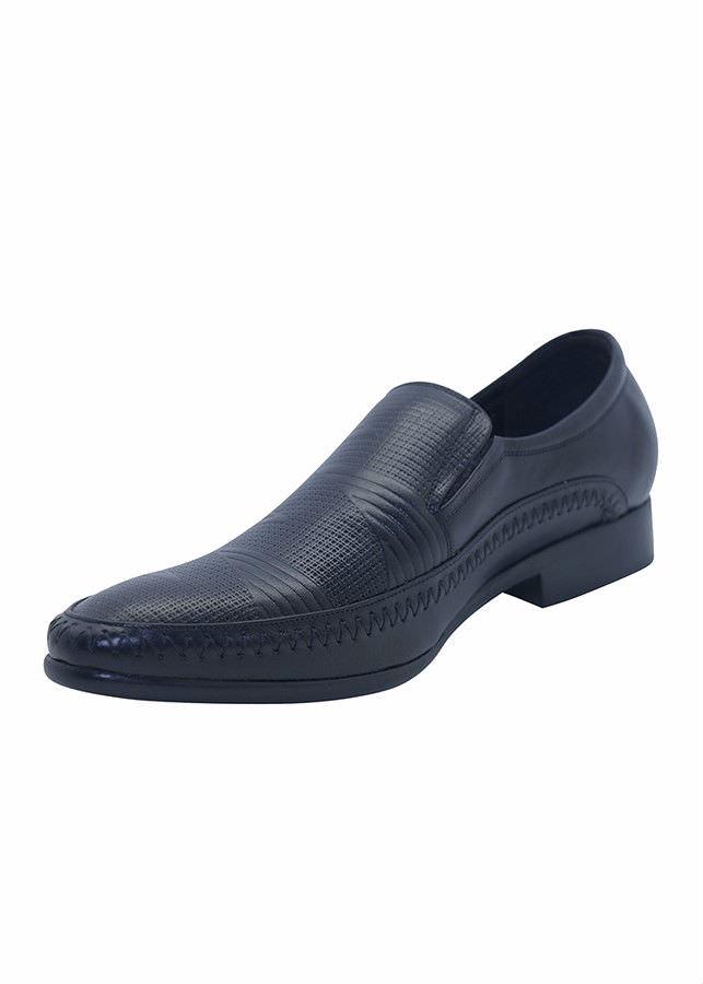 Giày Tây Nam Da Bò G177D - Đen