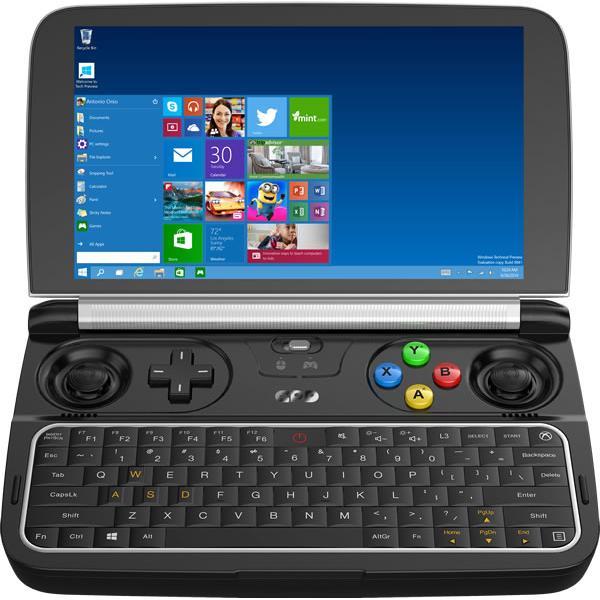 Máy chơi game cầm tay GPD WIN 2, máy tính chơi game mini - 1044384 , 7208420109621 , 62_3248917 , 19000000 , May-choi-game-cam-tay-GPD-WIN-2-may-tinh-choi-game-mini-62_3248917 , tiki.vn , Máy chơi game cầm tay GPD WIN 2, máy tính chơi game mini